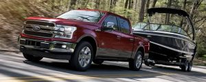 2018 - 2019 Ford F150 Towing Capacity