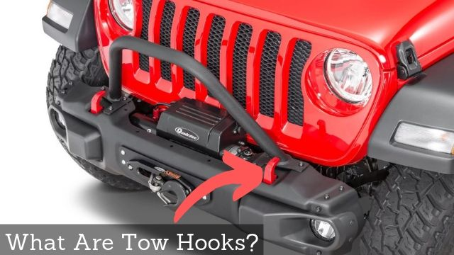 What Are Tow Hooks & How Are They Used (1)