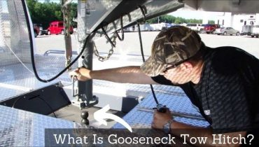 What Is A Gooseneck Tow Hitch