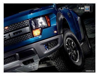 2010 F150 Specs-Brochure