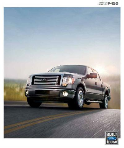 2012 F150 Specs-Brochure