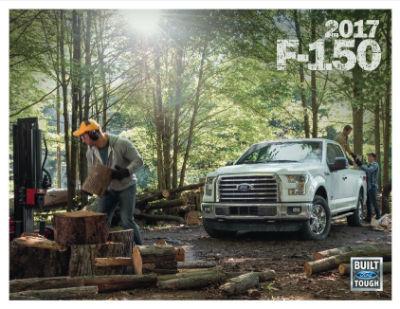 2017 F150 Specs-Brochure