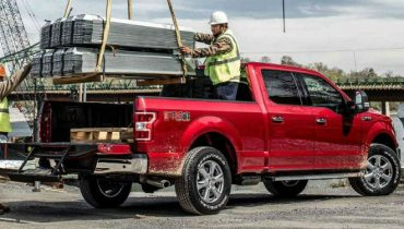 Ford F-150 Payload Capacity3