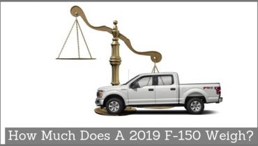 How Much Does A 2019 F-150 Weigh