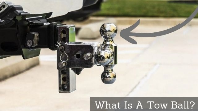 What Is A Tow Ball