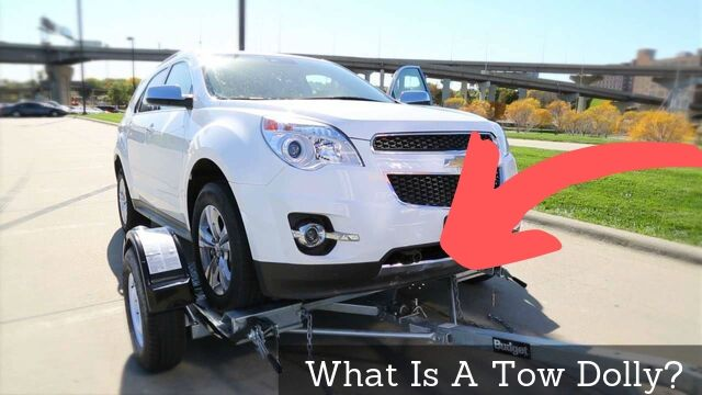 What Is A Tow Dolly