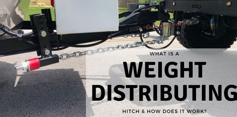 What Is A Weight Distribution Hitch