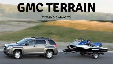 GMC Terrain Towing Capacity