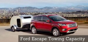 Ford Escape Towing Capacity
