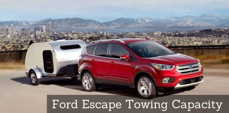 2017 Hyundai Santa Fe Towing Capacity >> Ford Escape Towing Capacities 2001 2019 Letstowthat Com
