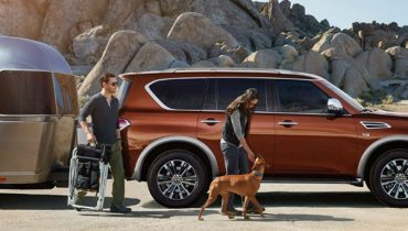 Nissan Armada Towing Capacity