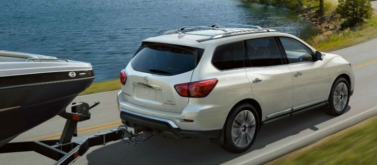 Nissan Pathfinder Towing Capacity