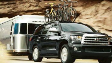 Toyota Sequoia Towing Capacity