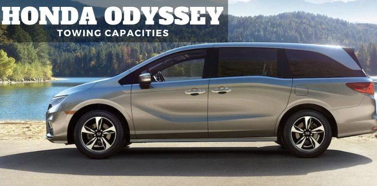 Honda Odyssey Towing Capacities