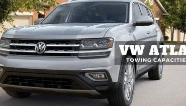 Volkswagen Atlas Towing Capacities