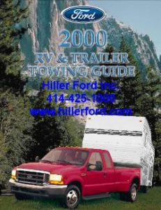 2000 Ford Towing Guide