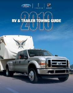 2010 Ford Towing Guide