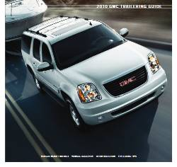 2010 GMC Towing Guide