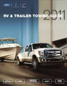 2011 Ford Towing Guide
