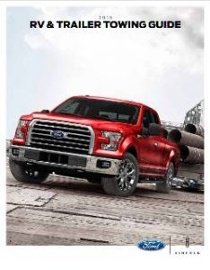 2015 Ford Towing Guide