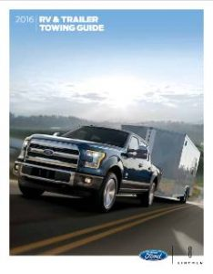 2016 Ford Towing Guide