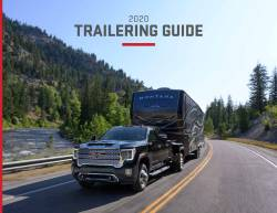 2020 GMC Towing Guide