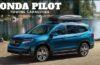 Honda Pilot Towing Capacities