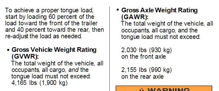 2001 Honda Cr V Weight Specs