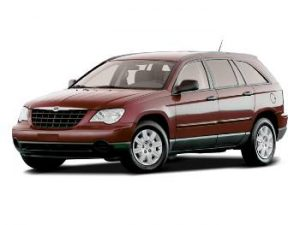 2008 Chrysler Pacifica Image