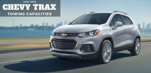 2015 2020 Chevy Trax Towing Capacities