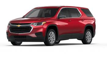 2020 Chevy Traverse Image