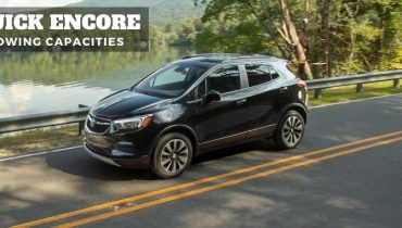 Buick Encore Towing Capacities
