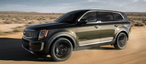 Kia Telluride Towing Capacities