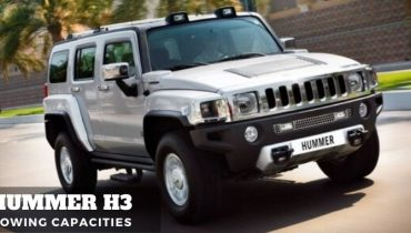 2006 2010 Hummer H3 Towing Capacities