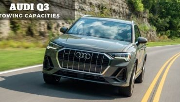 Audi Q3 Towing Capacities
