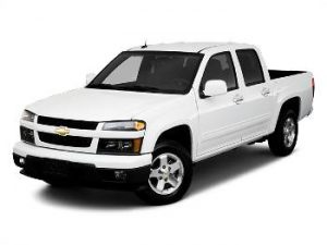 Chevy Colorado Crew Cab