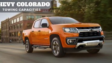 Chevy Colorado Towing Capacities