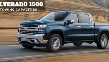 Chevy Silverado 1500 Towing Capacities