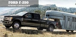 Ford F 250 Towing Capacities