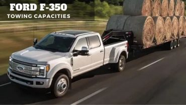 Ford F 350 Towing Capacities