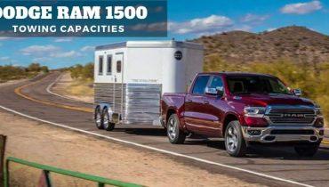 Ram 1500 Towing Capacities