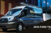 2015 Ford Transit Towing Capacities