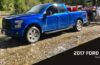 2017 Ford F-150 Towing Capacities