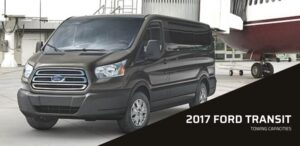 2017 Ford Transit Towing Capacities