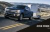 2018 Ford F-150 Towing Capacities