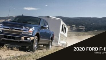 2020 Ford F-150 Towing Capacities