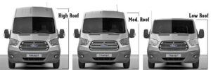 Transit Roof Height Options