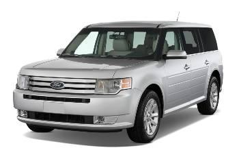 Older Ford Flex Image