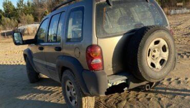 Jeep Liberty Towing Capacities